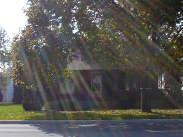Roscoe's house
