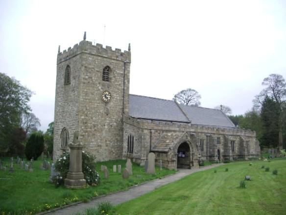 St Mary's Gisburn