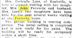 Newspaper 1912