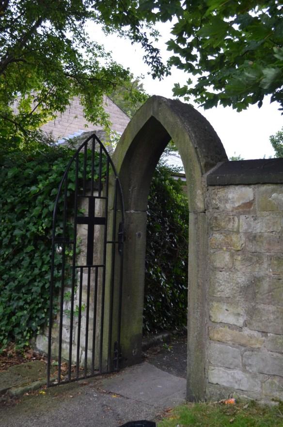 Wilfrid's gate