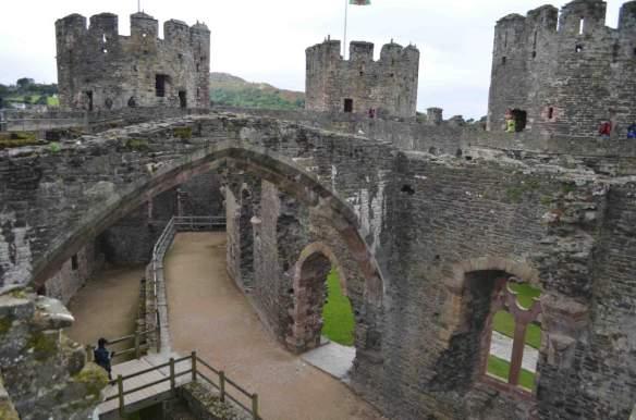Conwy arches
