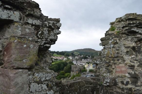 Conwy village