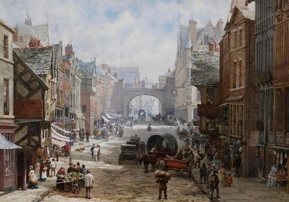 Eastgate 1880s