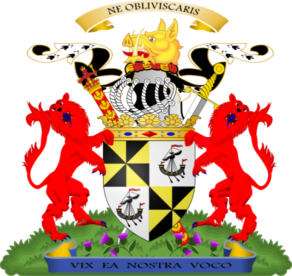 Clan Campbell current coat of arms