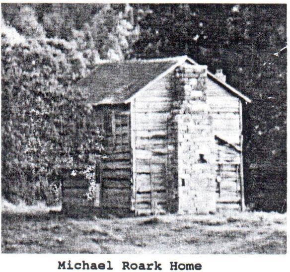 Roark, Michael cabin