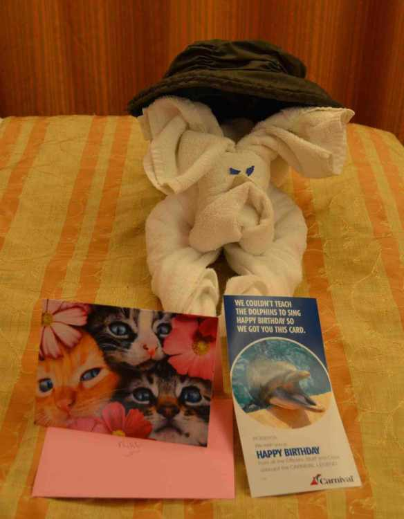 urquhart towel animal