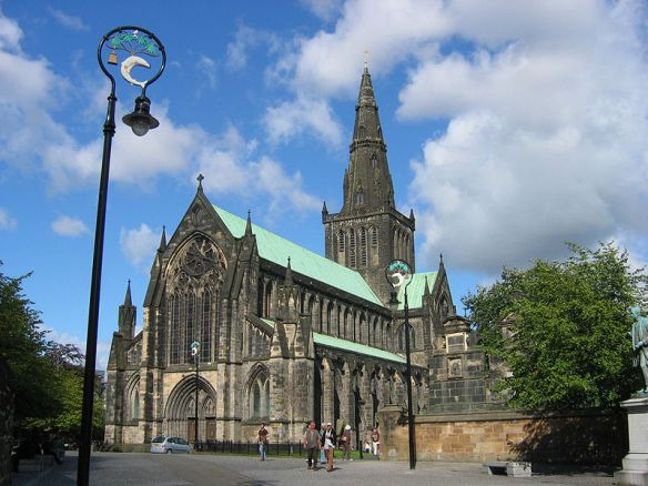 glasgow cathedral today