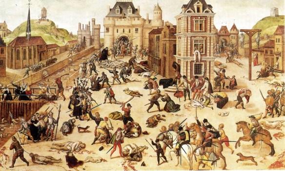 st bartholomew massacre