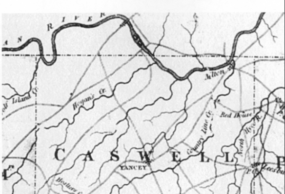 country line creek