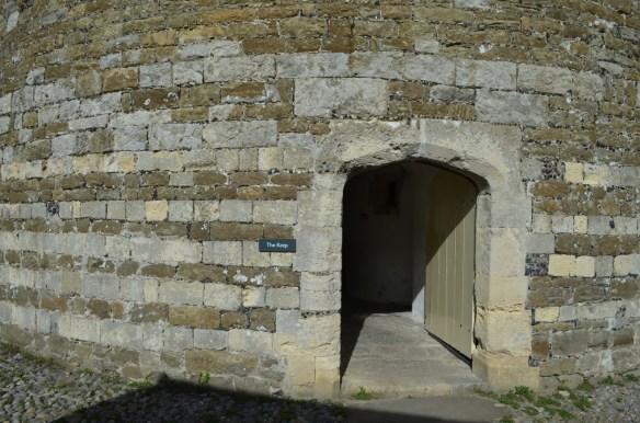 deal castle keep entrance