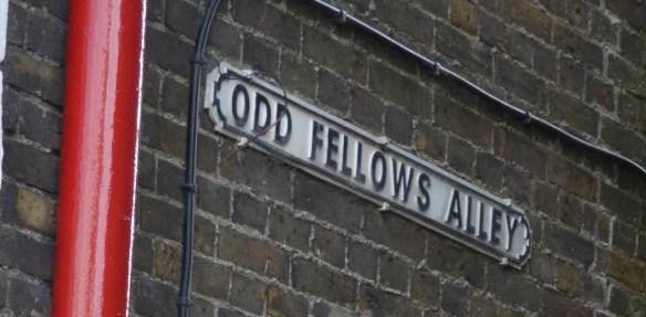 deal odd fellows alley