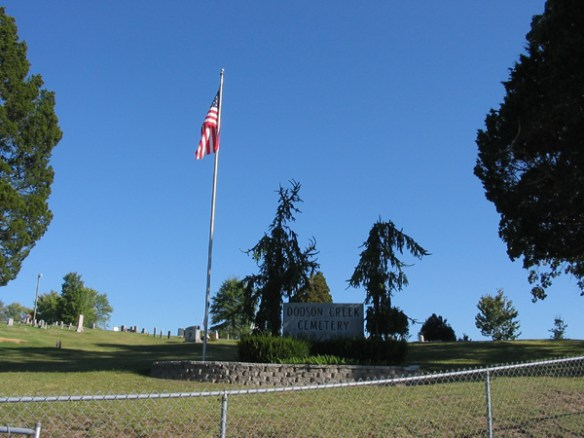 dodson creek cemetery