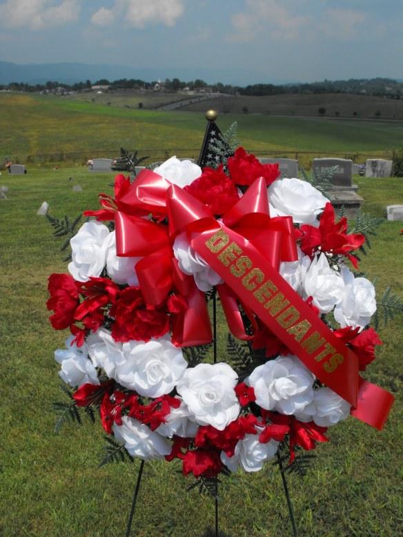 laz wreath