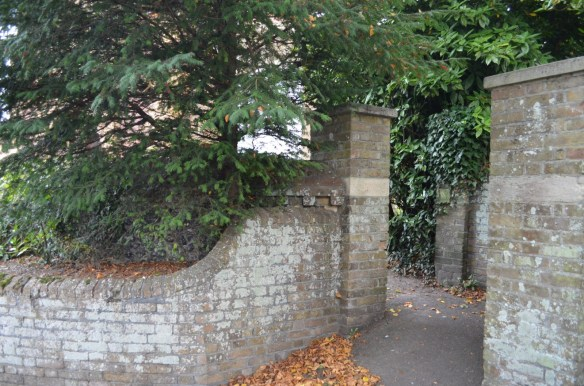 st leonard's wall