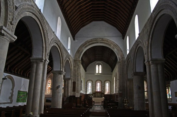 st margaret inside