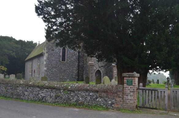 st nicholas ringwould church lane