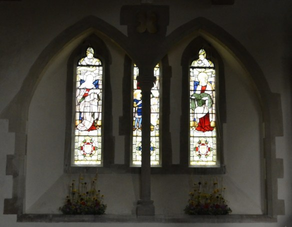 st nicholas ringwould windows crop