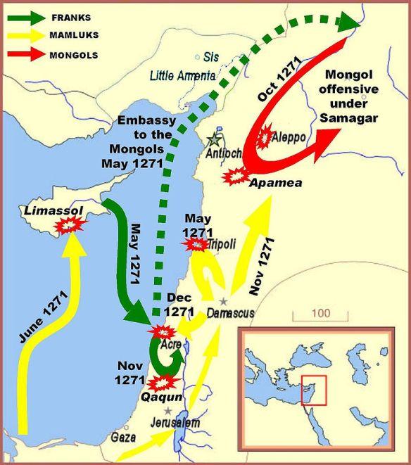 crusade operations