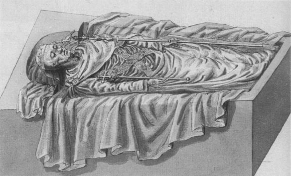 edward tomb opening 1774