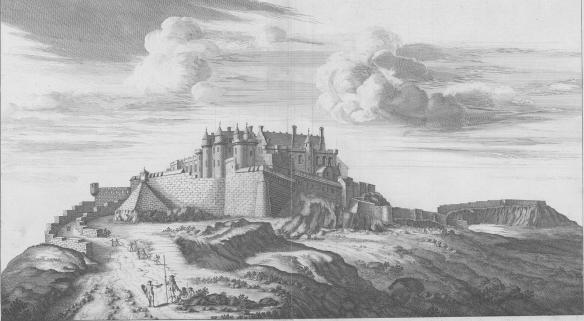 stirling castle 1693