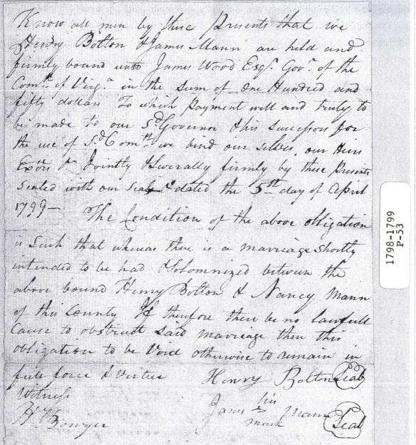 Henry Bolton Nancy Mann marriage
