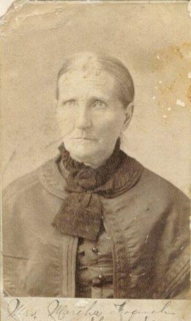 Martha Patsy Bolton French