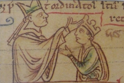 Henry III second coronation