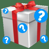 mystery reward box