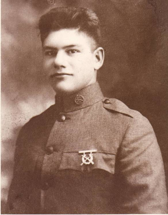 William Sterling Estes in WWI