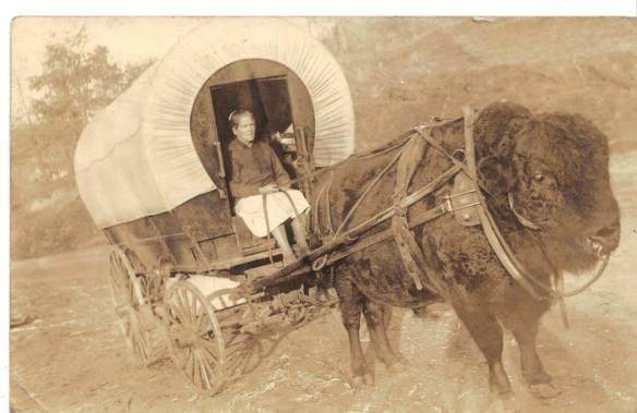 Estes wagon
