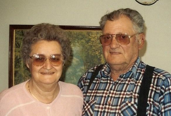 George and Edith Estes
