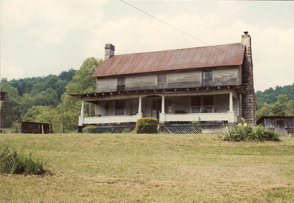 Joel Vannoy home