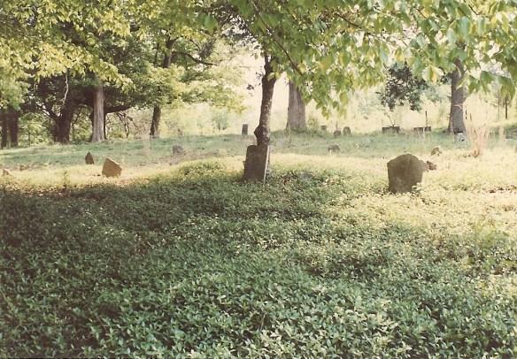 Venable cemetery