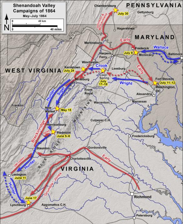Shenandoah Valley Campaign 1864