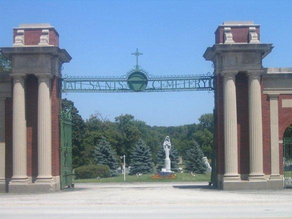 Frank Sadowski cemetery