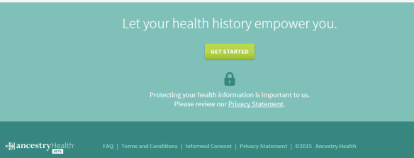 ancestry health 2