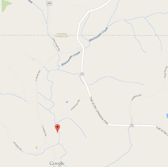 Crumley Livesay Road