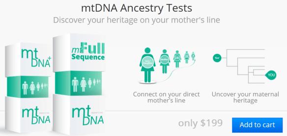 FTDNA mtDNA