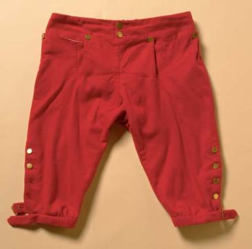 colonial breeches