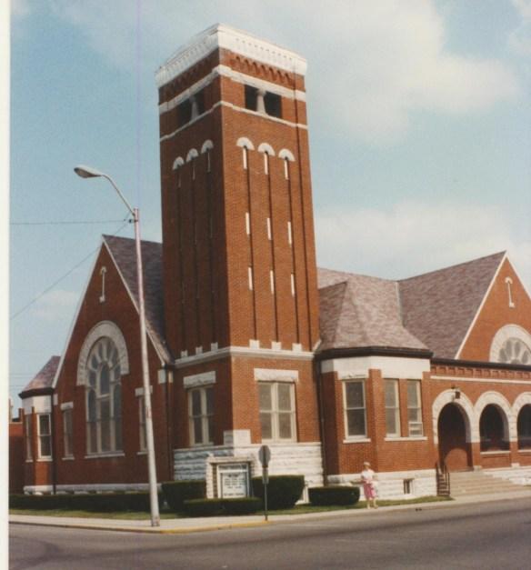 Rushville church