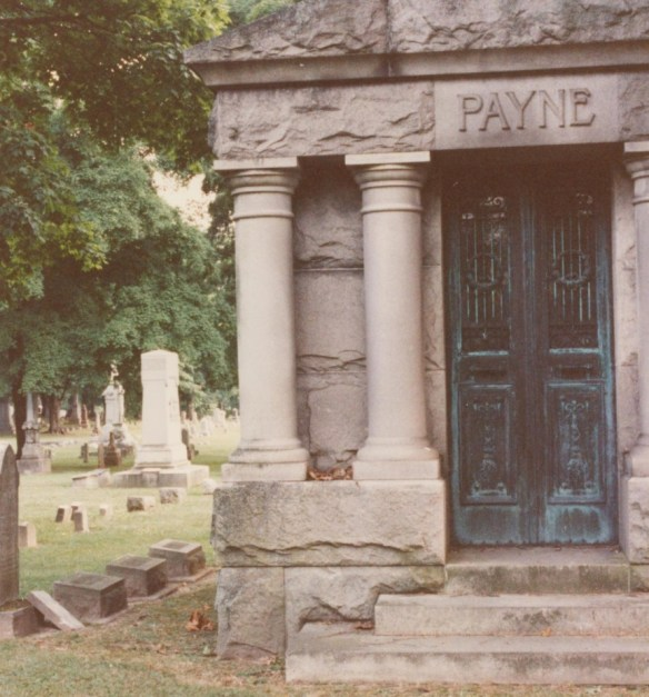 Rushville Payne memorial