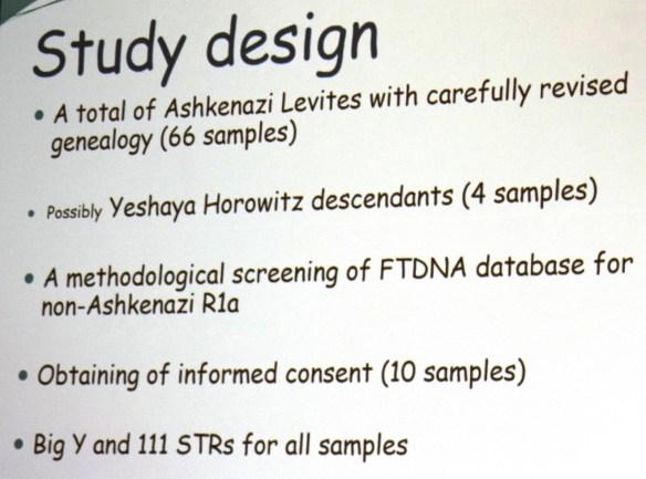 2015 ftdna behar study design