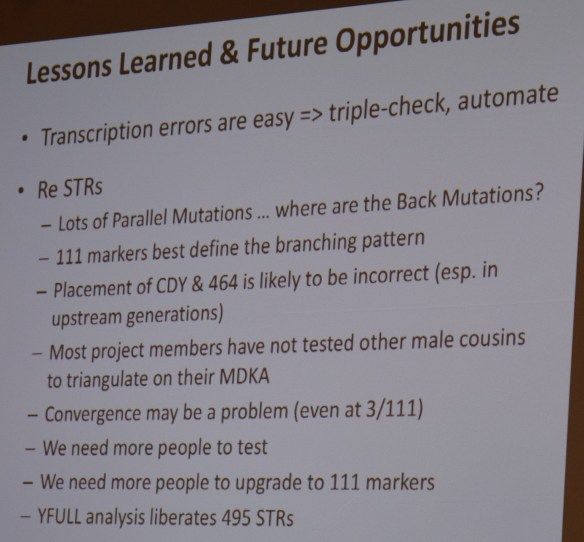 2015 ftdna gleeson lessons