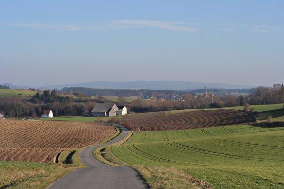 Wirbenz farmland