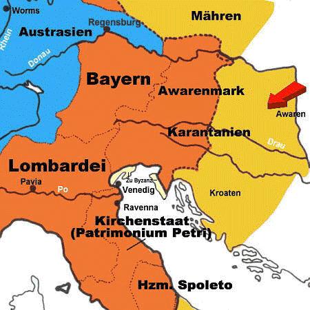 Charlemagne Ring of Avars
