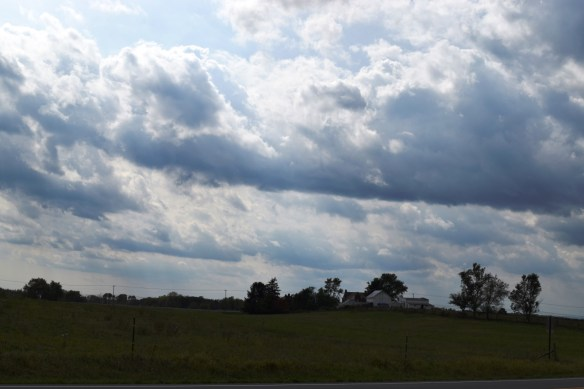Miller farm sky