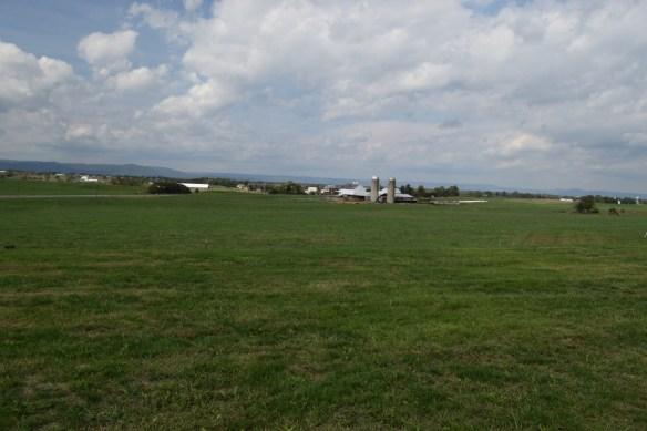 Miller farm west
