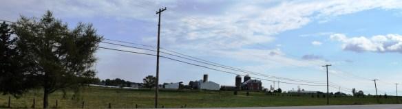 Miller land farm house