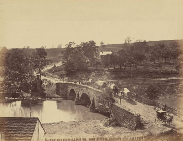 Antietam Creek Sept 1862