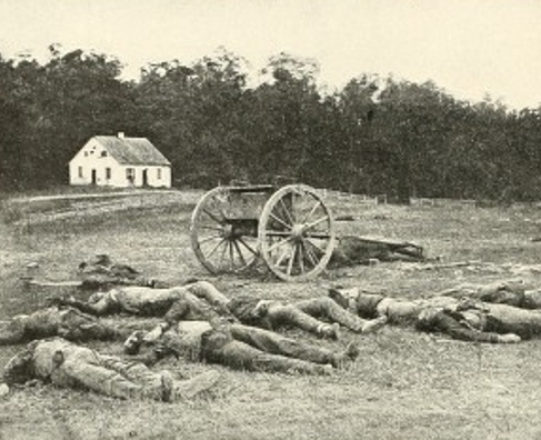 Battle of Antietam Miller
